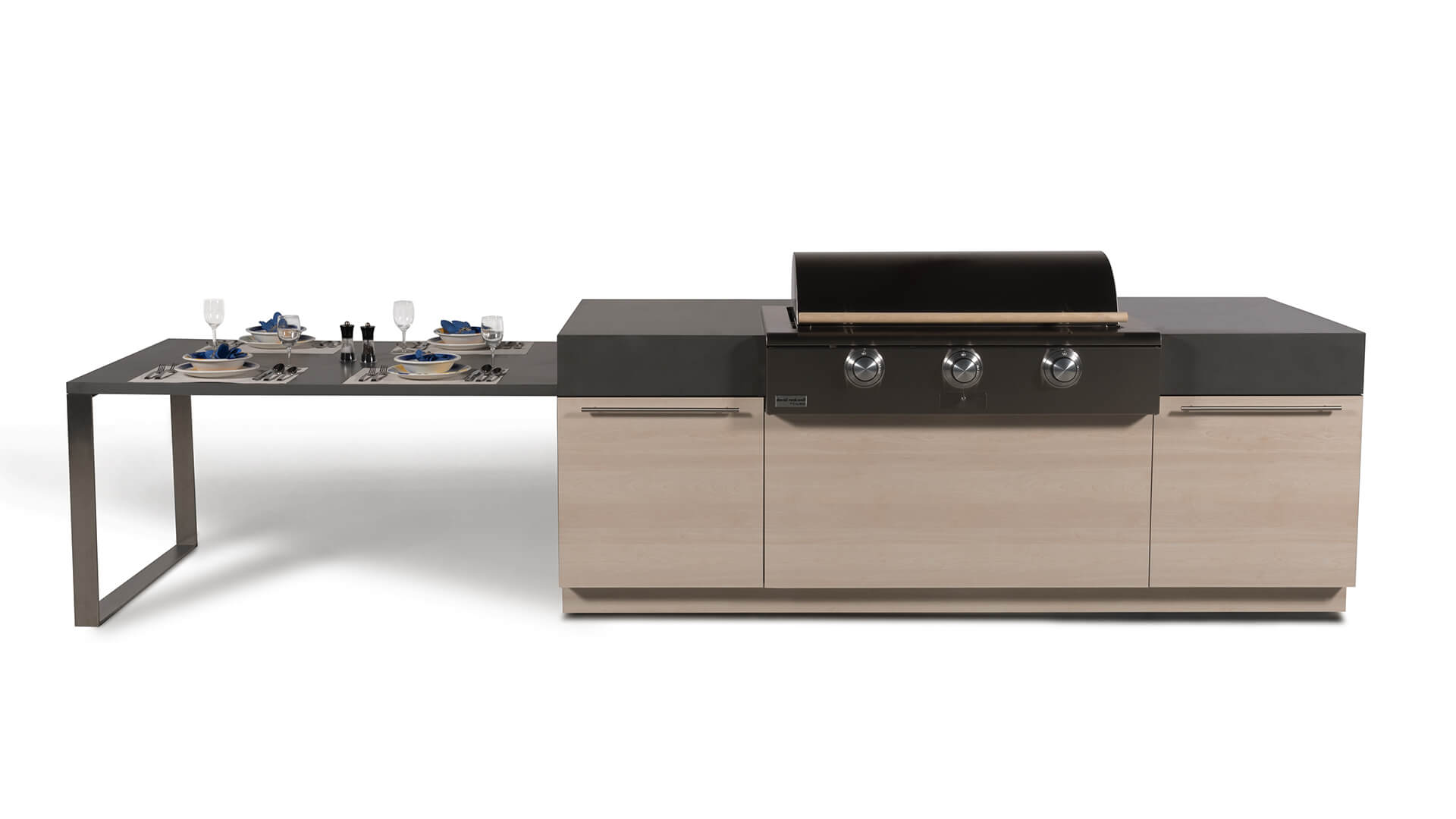 Garden Living - The Flow Outdoor Kitchen