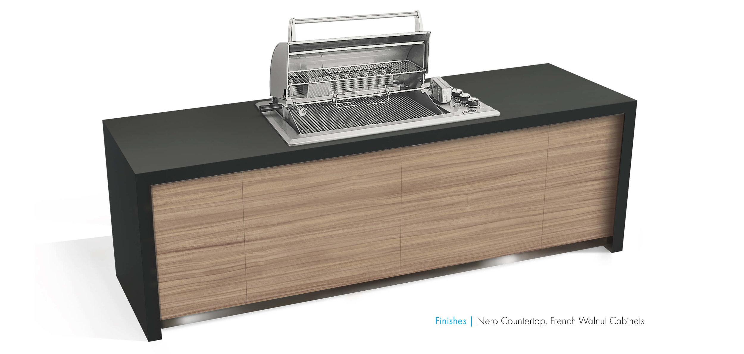 Alfresco French Walnut, Nero Countertop.jpg