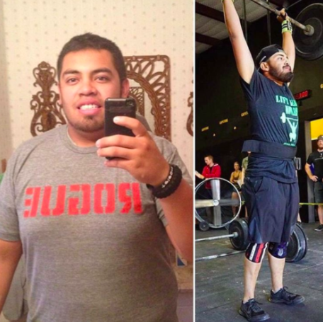 Edgar is always setting new goals. But that's not how he lost 75 pounds and started winning Functional Fitness competitions. Edgar LOVES to put in work in any and all of it's forms.
