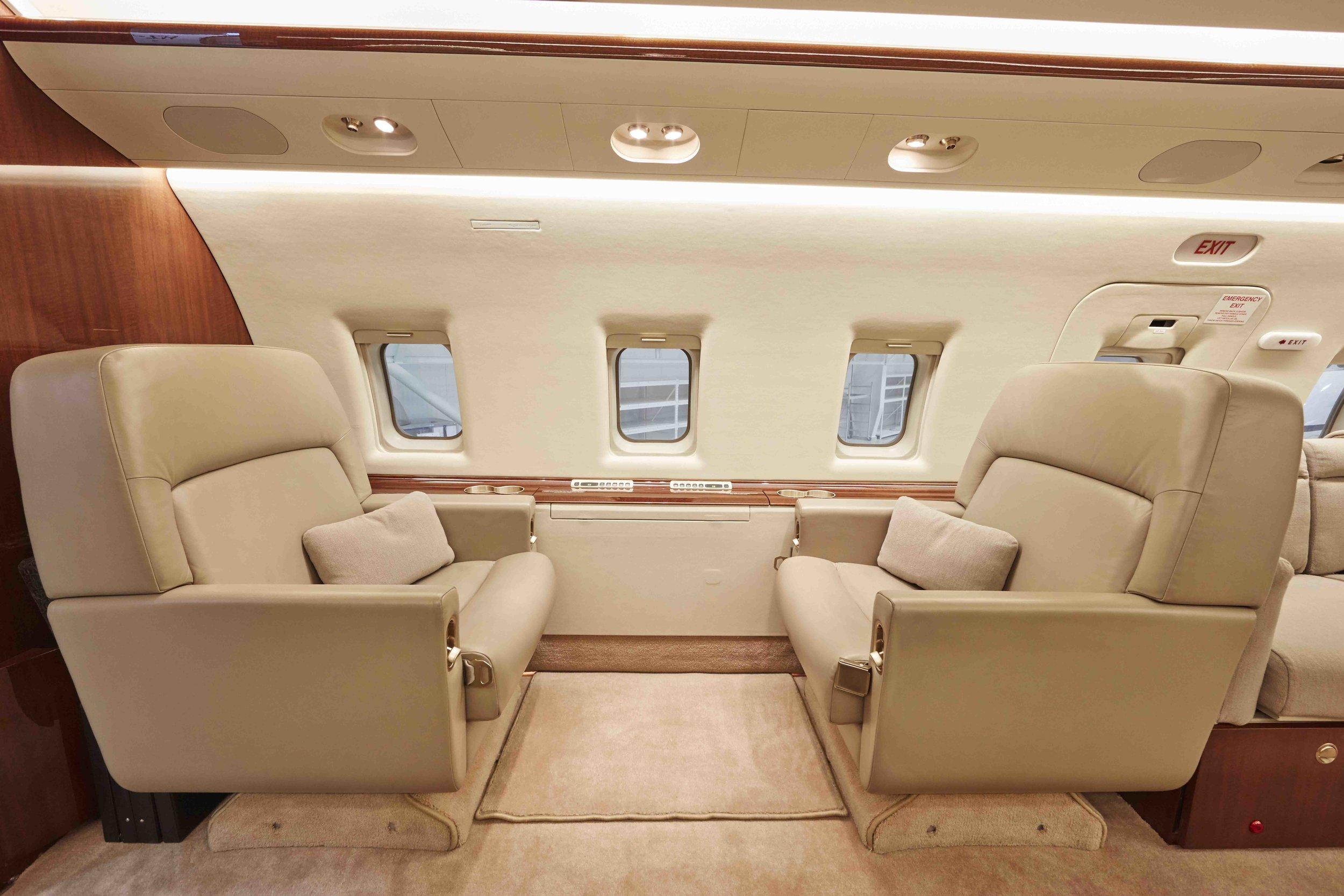 2005 Challenger 604 For Sale Interior 3
