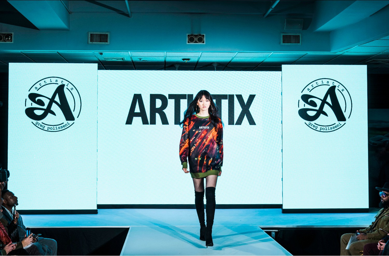 CUTS MAGAZINE - Featuring ARTISTIX Fashion