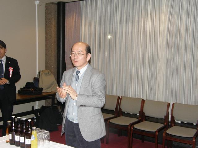 理事長松島先生