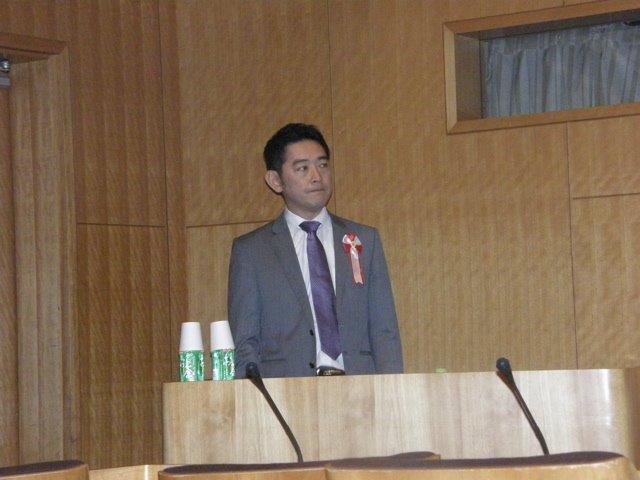 株式会社サイフューズ口石先生