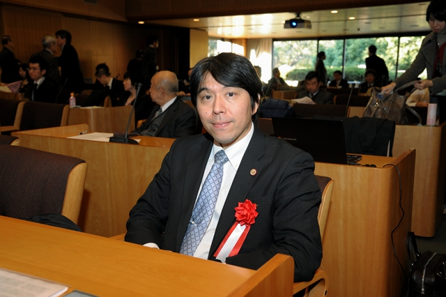 日本大学法学部加藤先生
