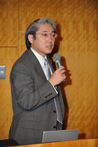 名古屋大学大学院工学研究科馬場先生の特別講演
