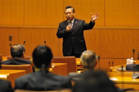 衆議院議員渡辺先生