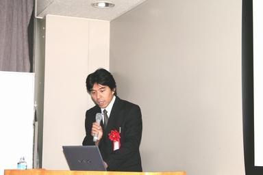 日本大学法学部加藤先生のご講演
