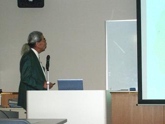 病態解析研究所星野先生のご講演