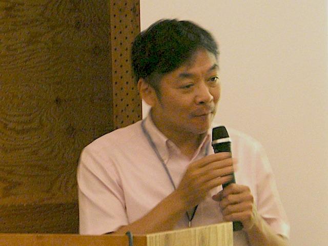東京大学美馬先生