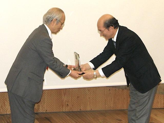 第2回JBDA創薬大賞授与式