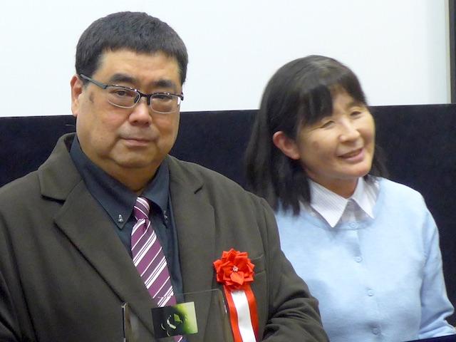 上田ご夫妻