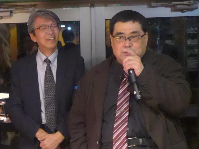 上田先生創薬大賞受賞スピーチ
