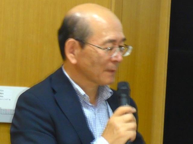 松島理事長ご挨拶