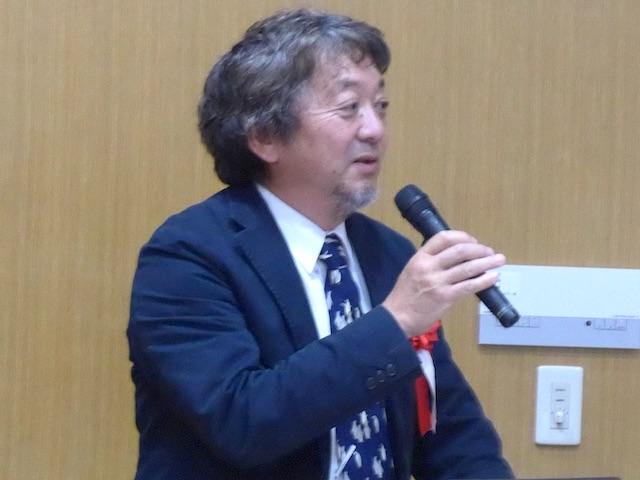 工藤先生のご講演