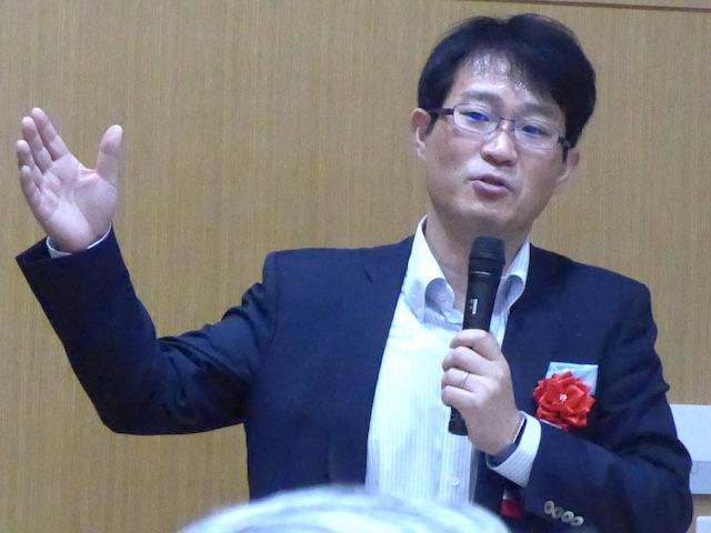 國澤先生のご講演