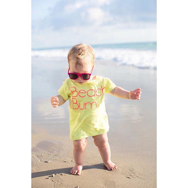 Beach bummin 🕶
