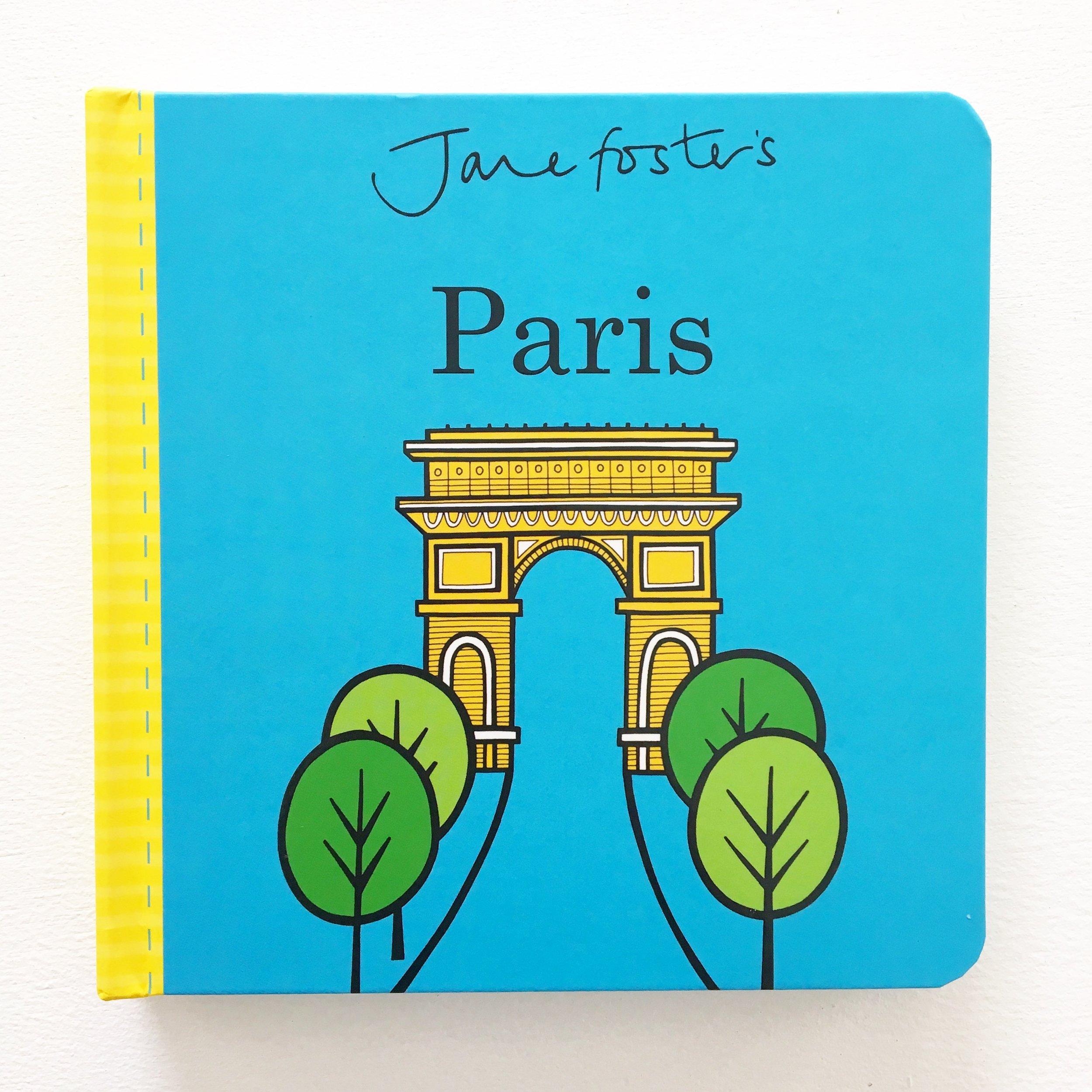 Jane Foster's Paris