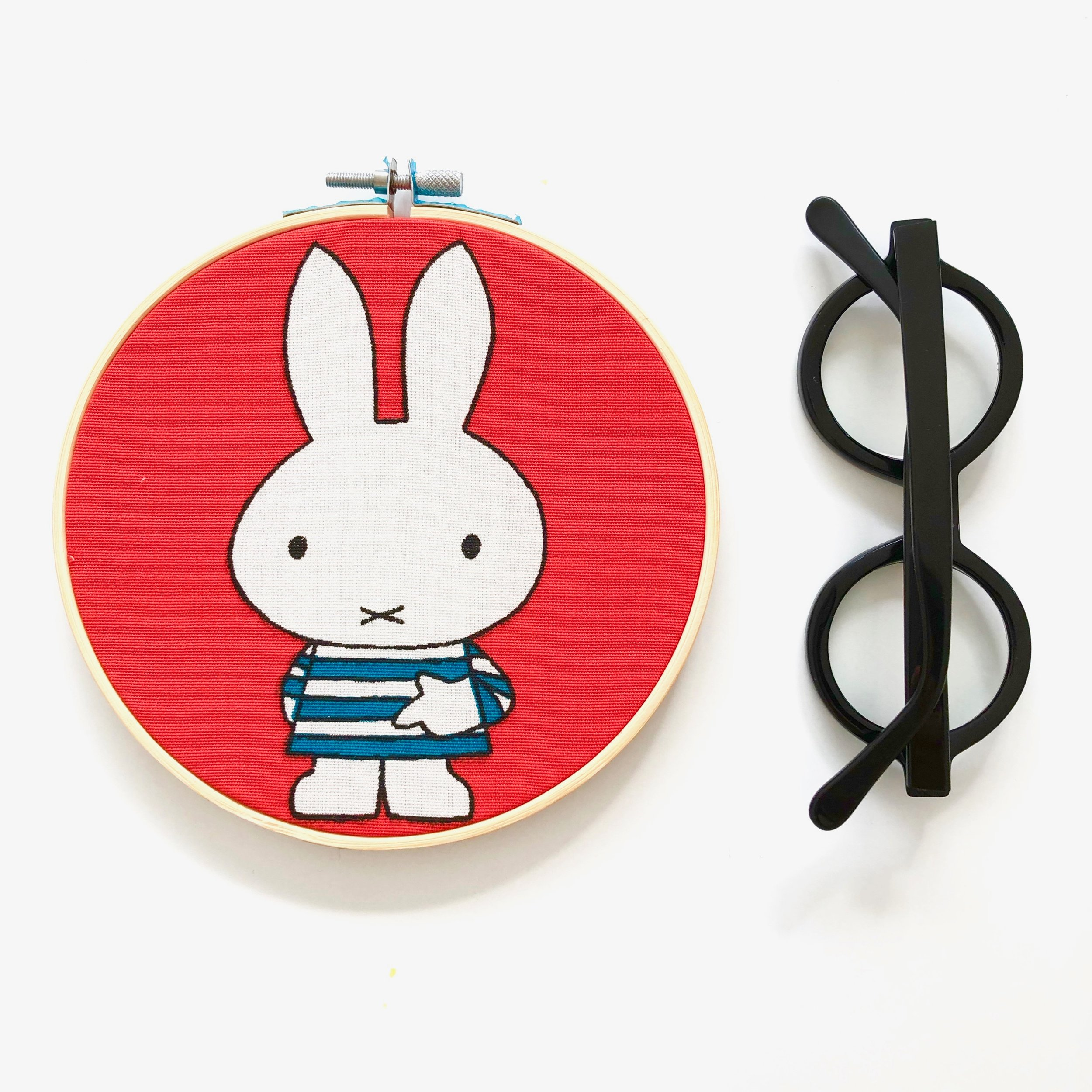 Miffy hoop art .jpeg