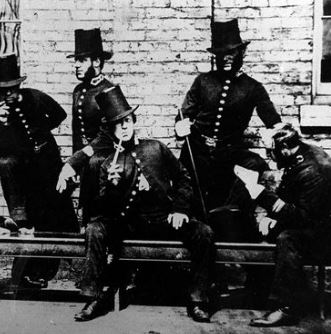Police, NIH - Robert Peel's 9 tips for better policing, and clinical trials currently recruiting