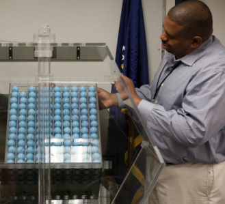 Draft, Federal Register - From blue capsules to troop ships.