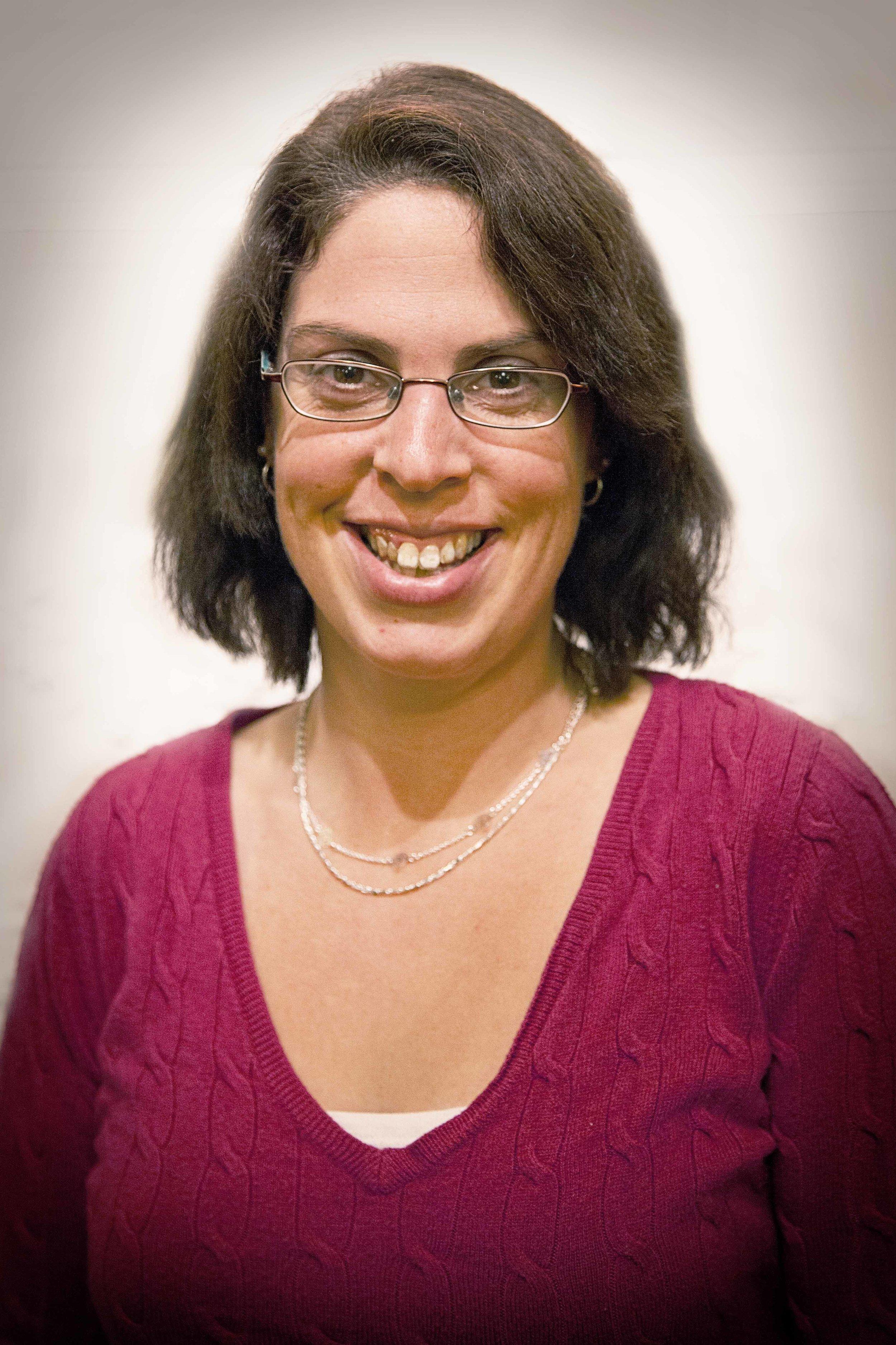 Sarah Pal '96 & '04 Secretary