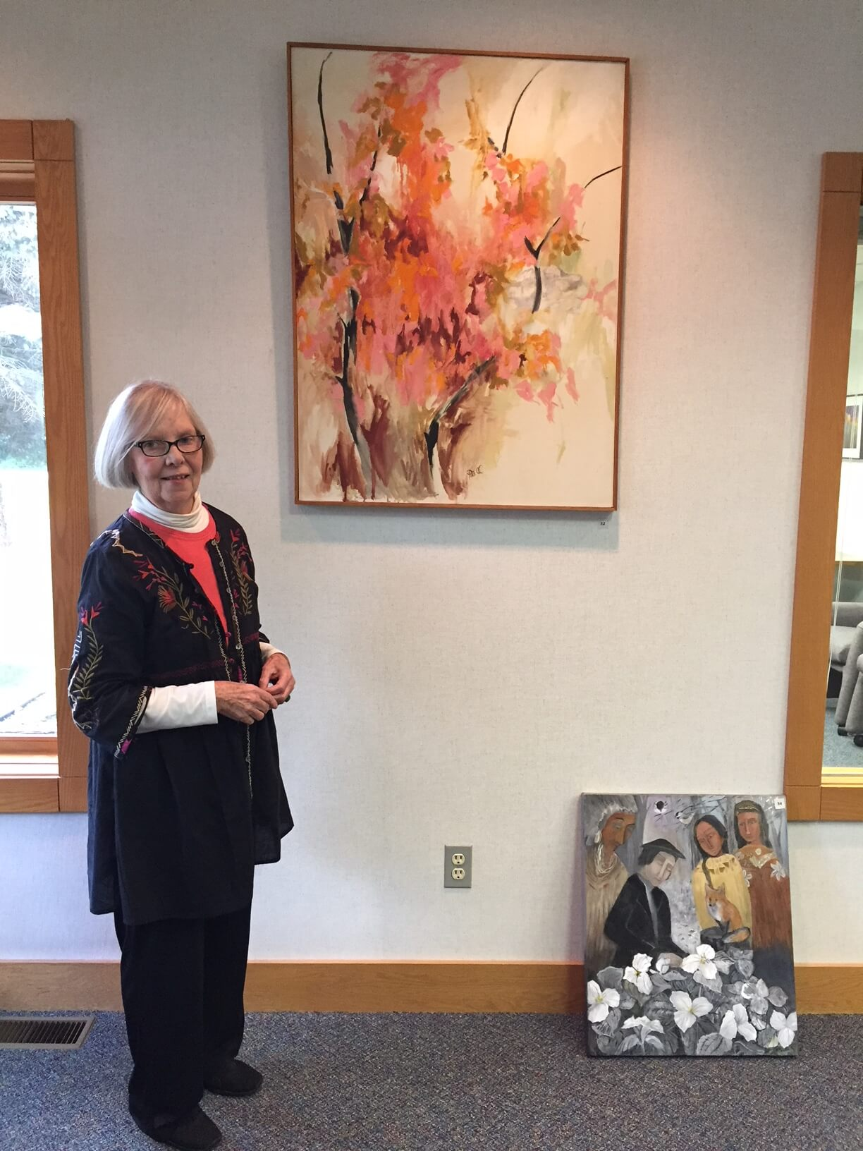 WIAA - Meet The Artist - Patti Cauldwell