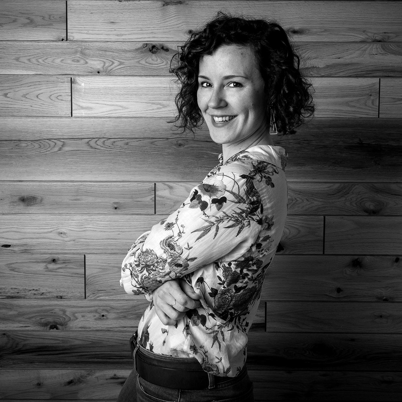 Sara Peiffer,   Producer / Graphic Design