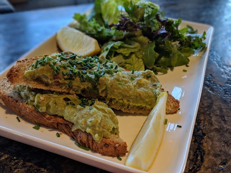 Avocado Toast, Elevated