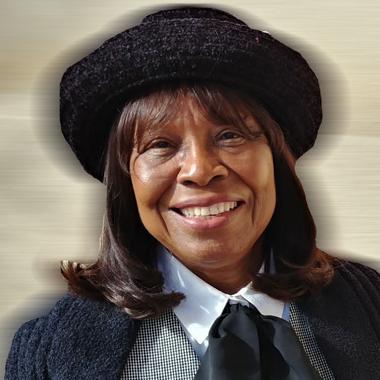 Vera Rhimes     / Adult Discipleship Elder