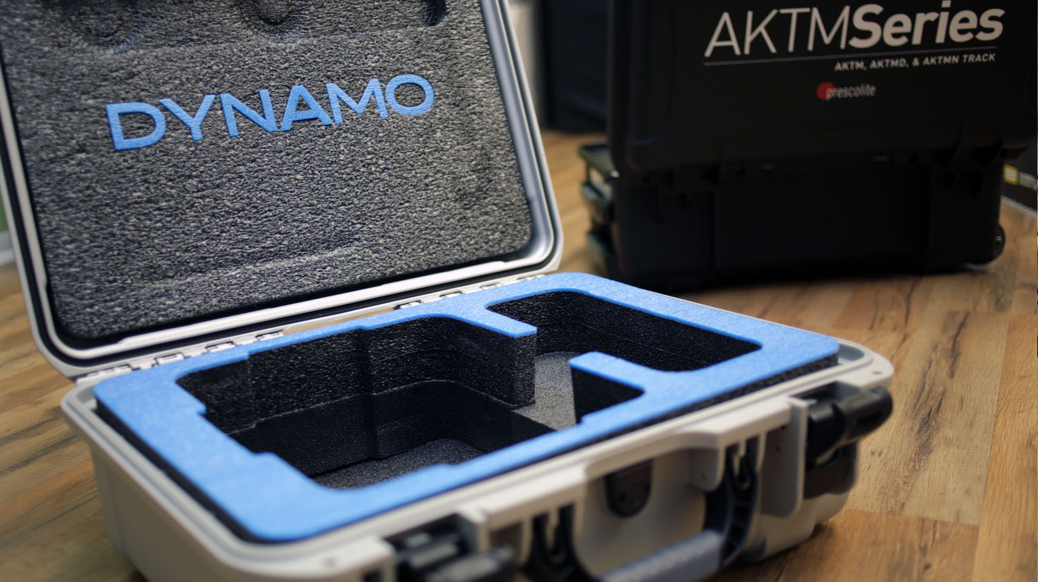 PROTECTION - Storage Cases & Material HandlingRDG optimized designs will protect your most precious cargofrom damage while in transit around the world or through your factory.