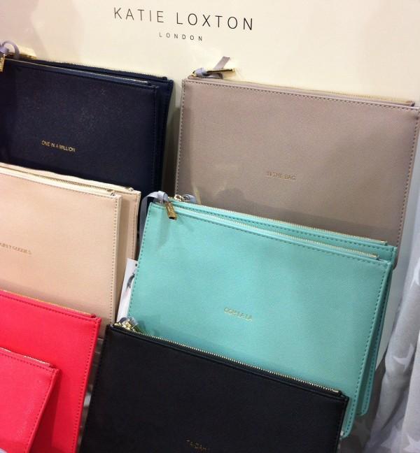 Katie Loxton- Fab Clutch Bags