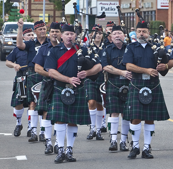 Highland Creek Pipe Band