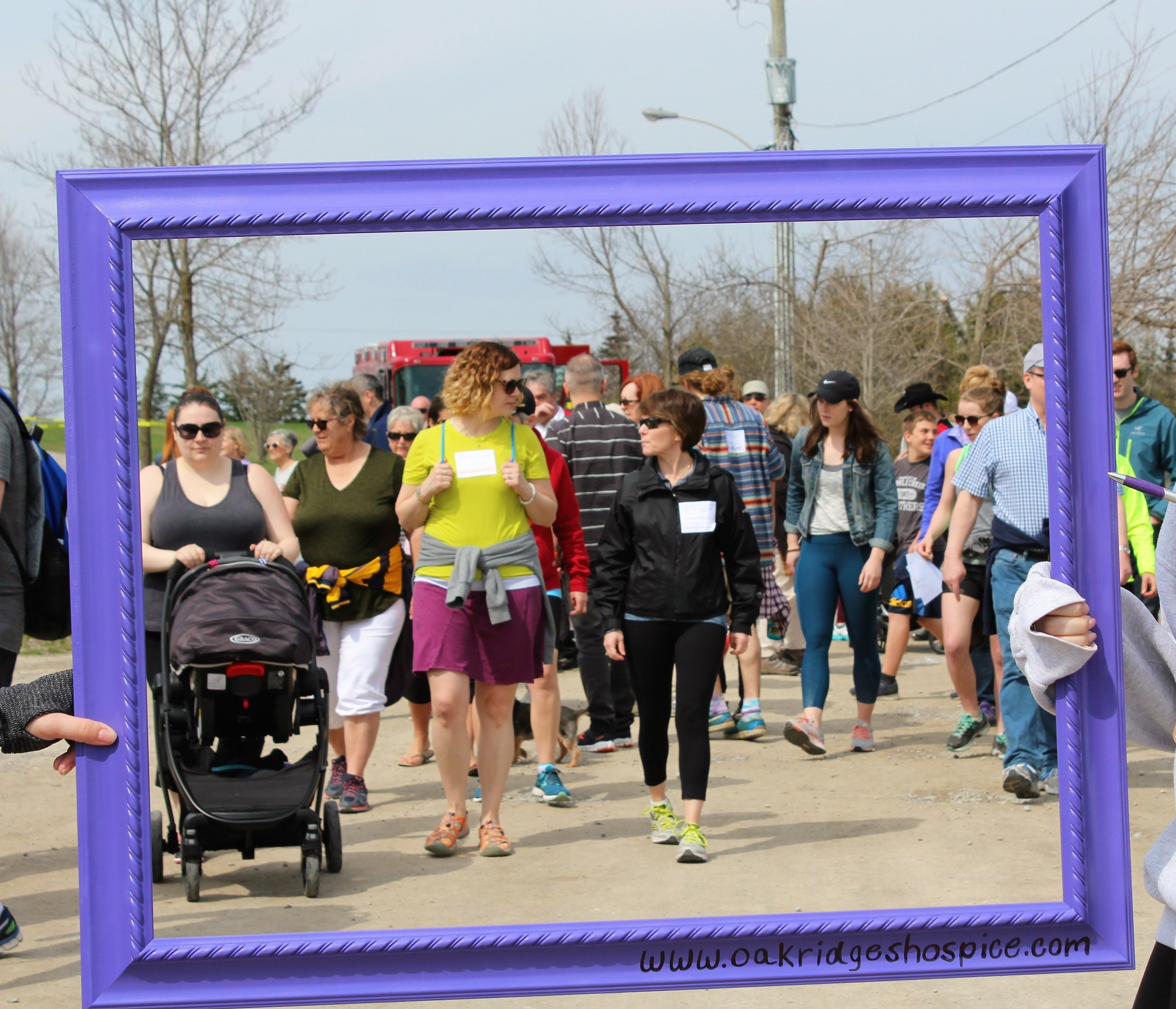 1st Annual Hike for Hospice