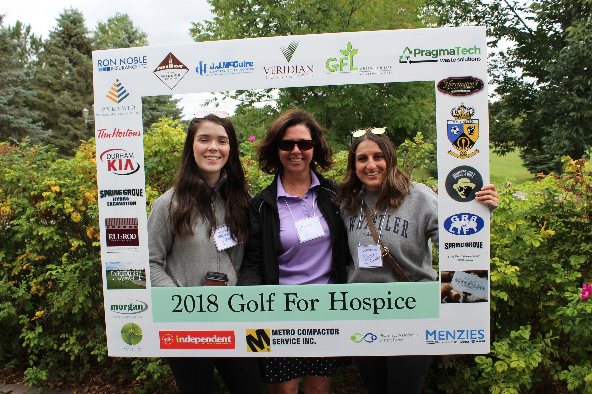 Volunteers MacKenzie, Lisa, Connie.JPG