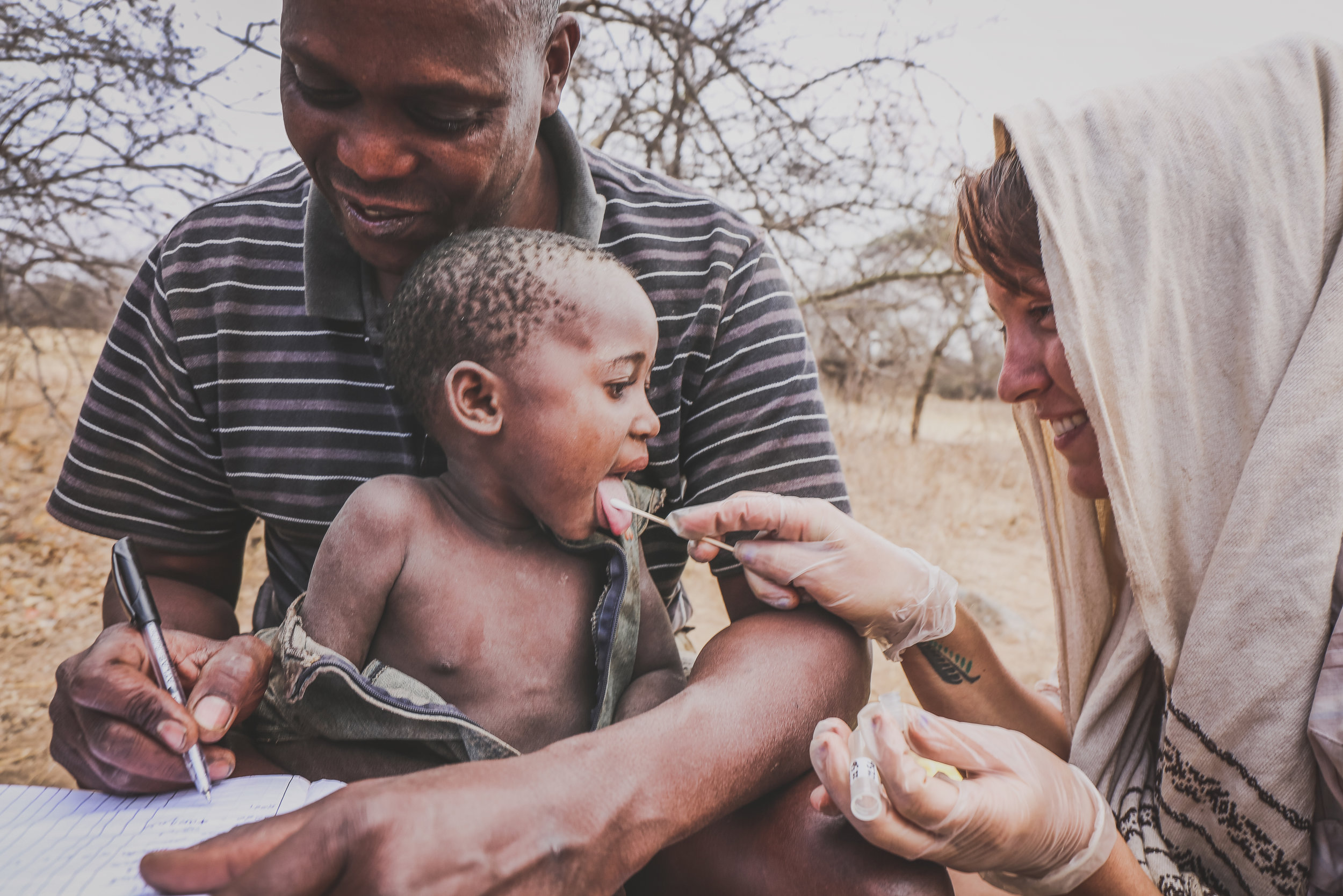Jeff Leach - Hadza - Human Food Project - A Team Foundation