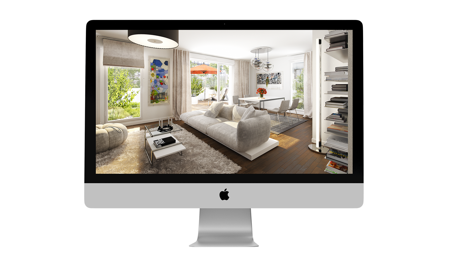 Interactive Home Design   - Real Estate VR / VIRTUAL STAGING /INTERACTIVE / FILMS /RENDERINGS  180-unit residential complex with a park.