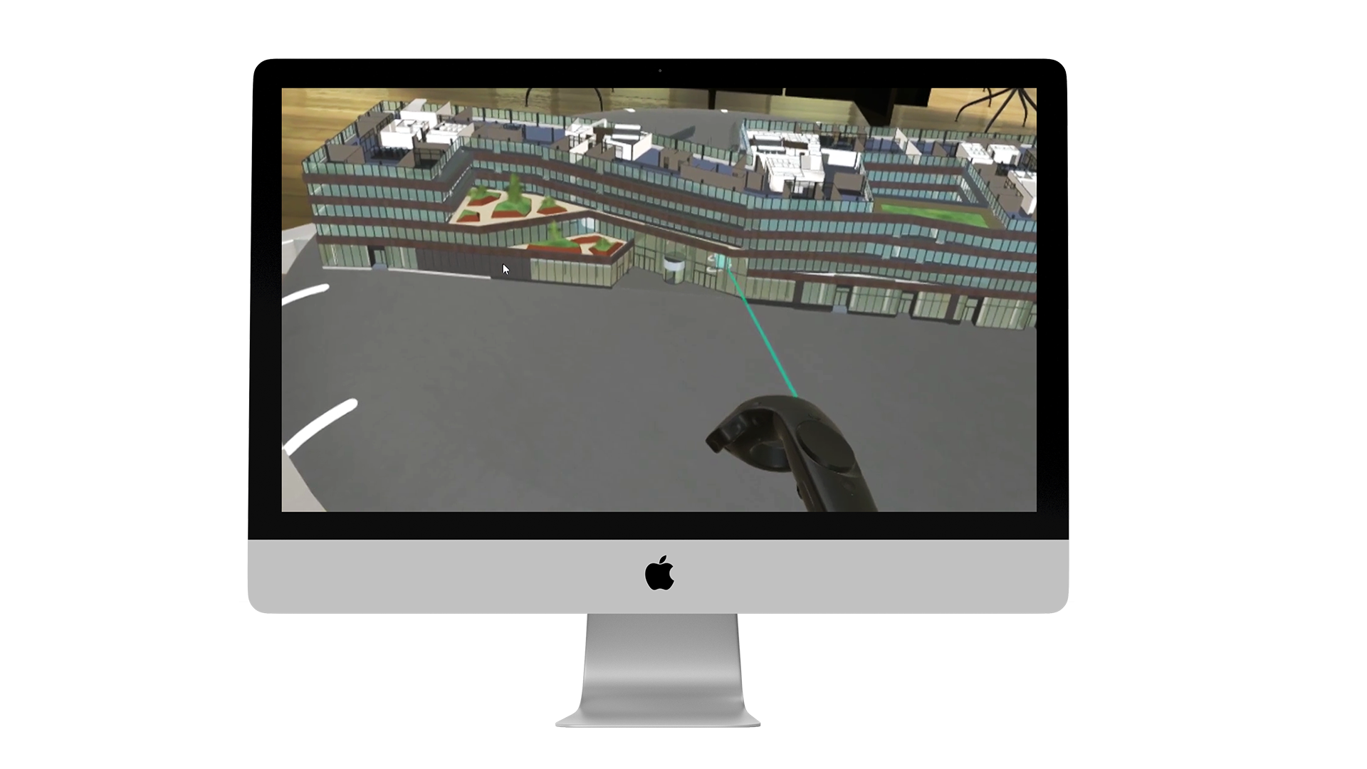 NYC Office Visit in Virtual Reality - Real Estate VR / FILMS /RENDERINGS  250,000-sqft commercial office building.