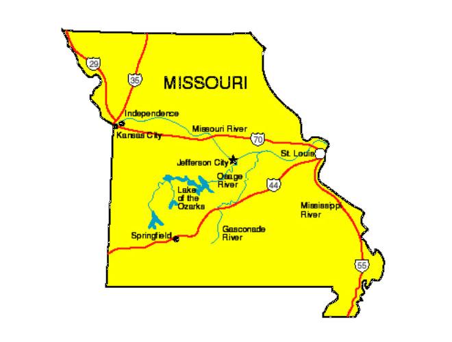 Missouri    Missouri State Crisis Line: 573-445-5035    KUTO Crisis Hotline: 1-888-644-5886    MOCARS: 1-800-356-5395