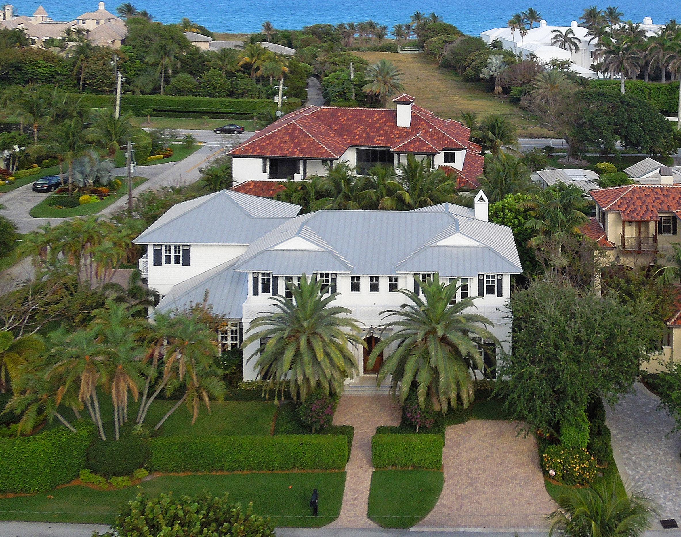 Custom Home | Delray Beach, FL  Architect | Deborah Goldstein   View Project