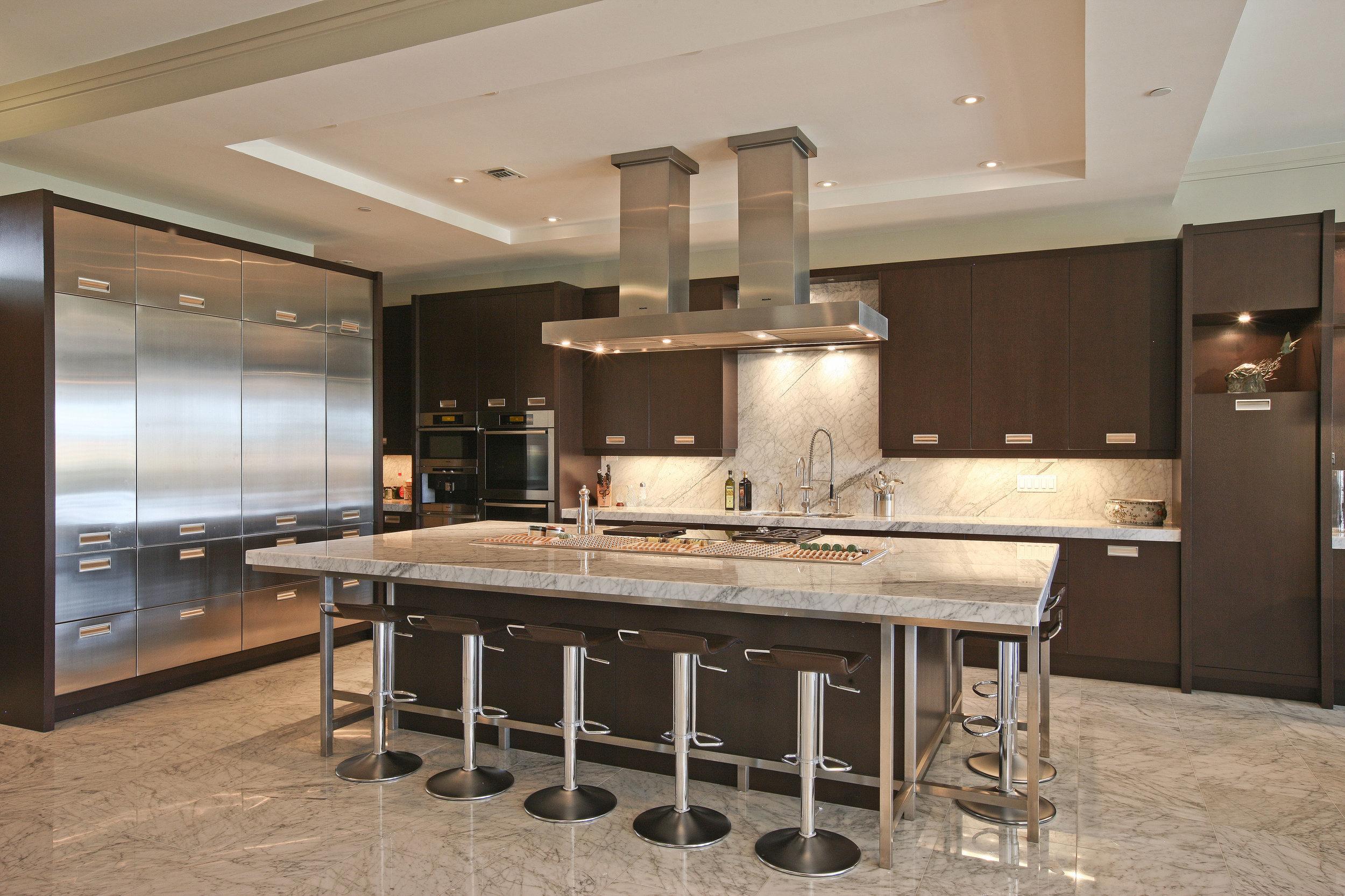 Custom Condominium | Delray Beach, FL  Architect | Randall Stofft   View Project
