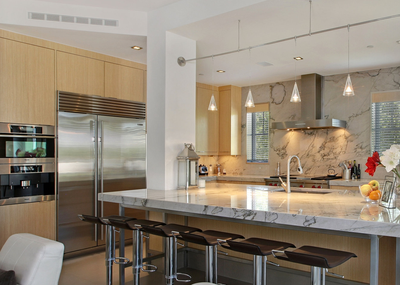 Custom Condominium | Delray Beach, FL  Architect | Randall Stofft  Interior Designer | E. A. Wilson   View Project
