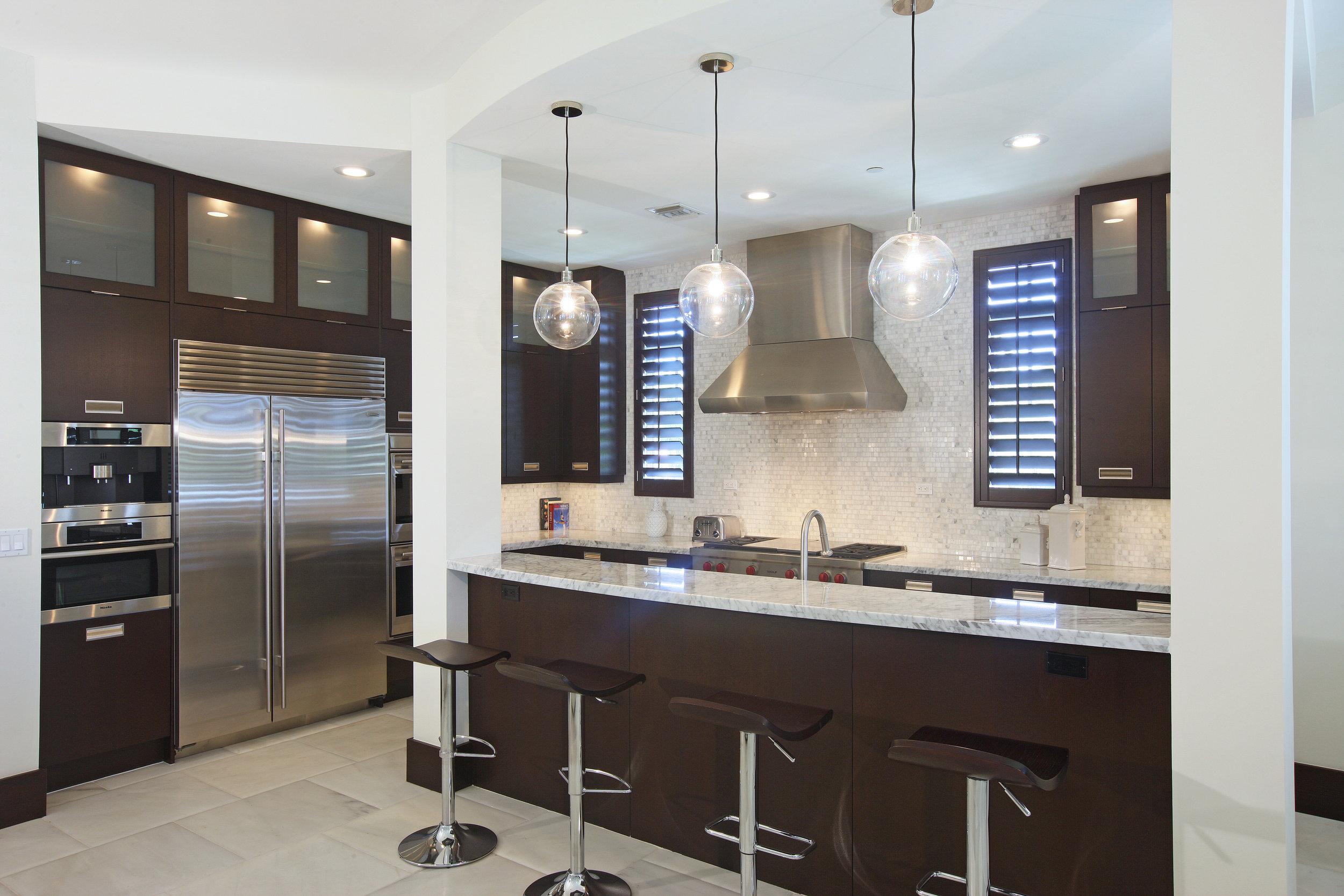 Custom Condominium | Delray Beach, FL  Architect | Randall Stofft  Interior Designer | Christy Brown   View Project