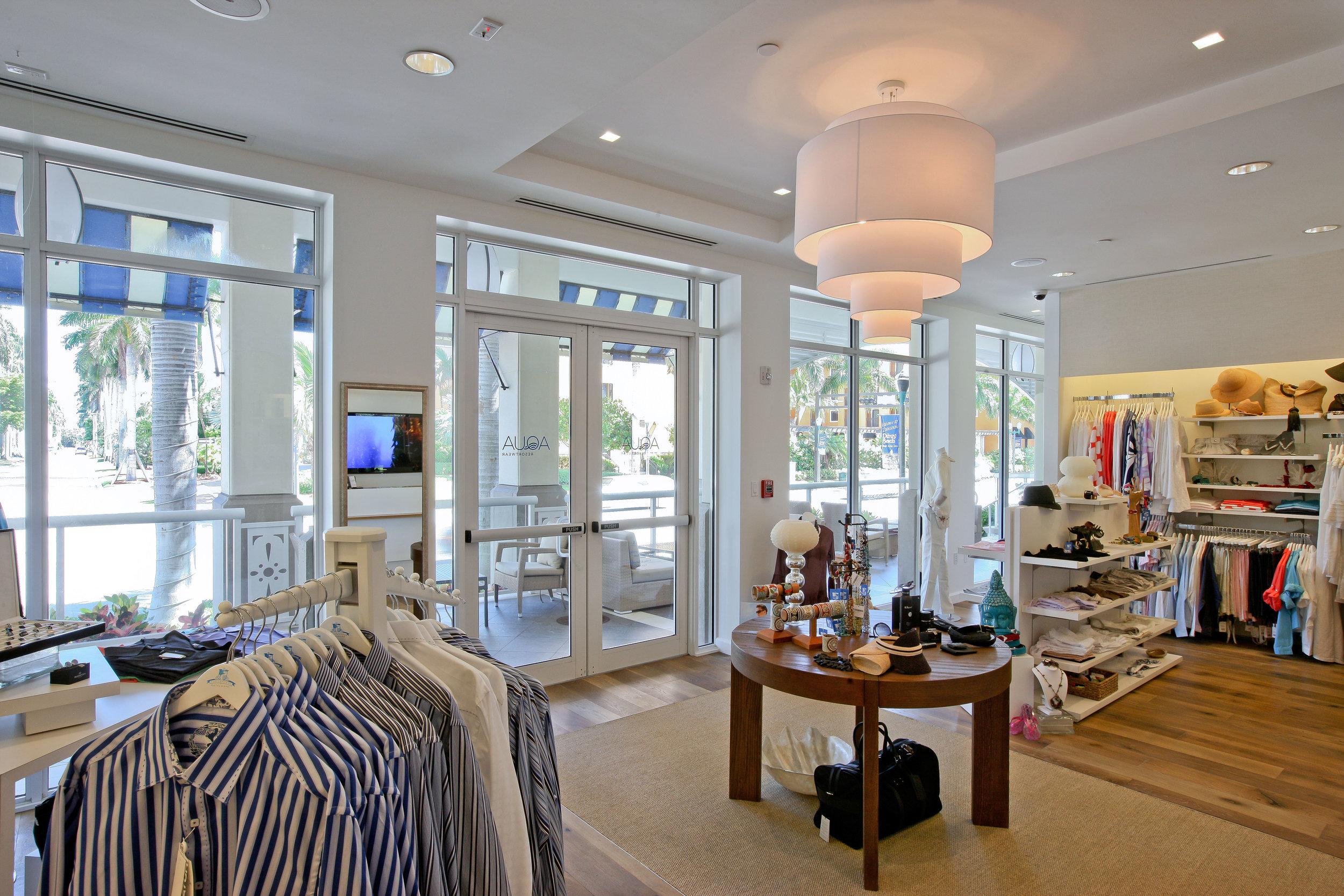 Aqua Resortwear  Delray Beach, FL   View Project