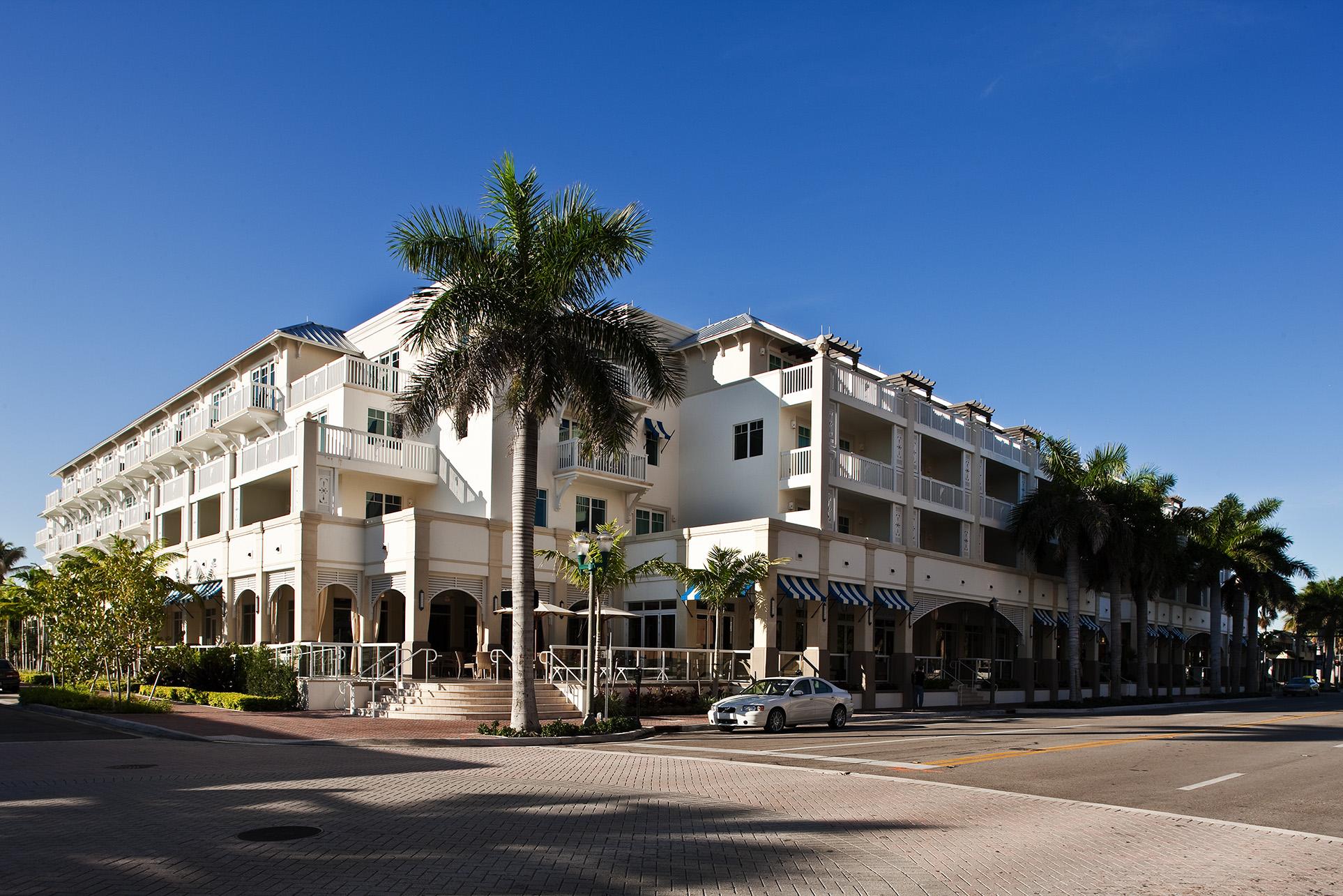 The Seagate Hotel  Delray Beach, FL   View Project