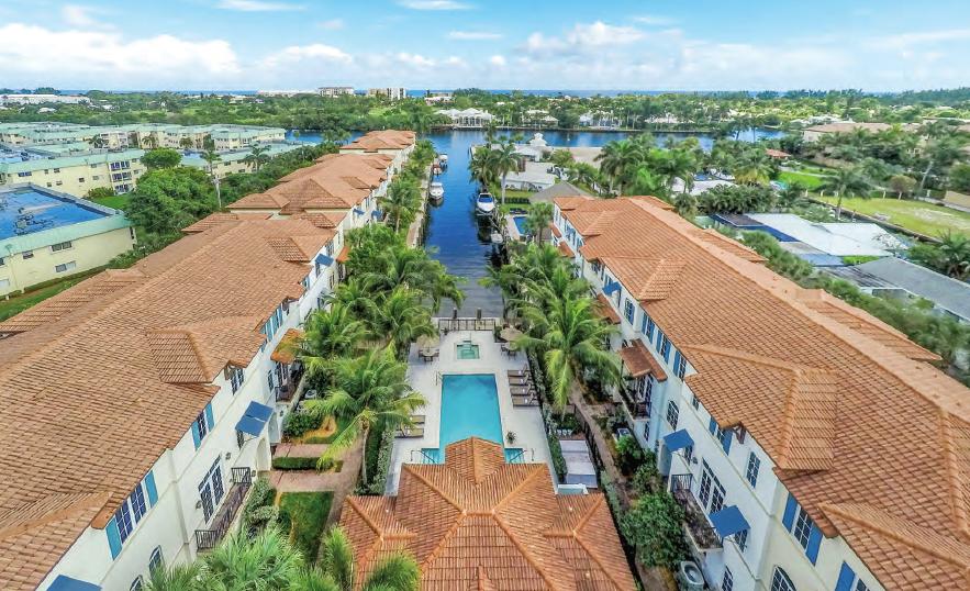 Estancia Town Homes  Boynton Beach, FL   View Project