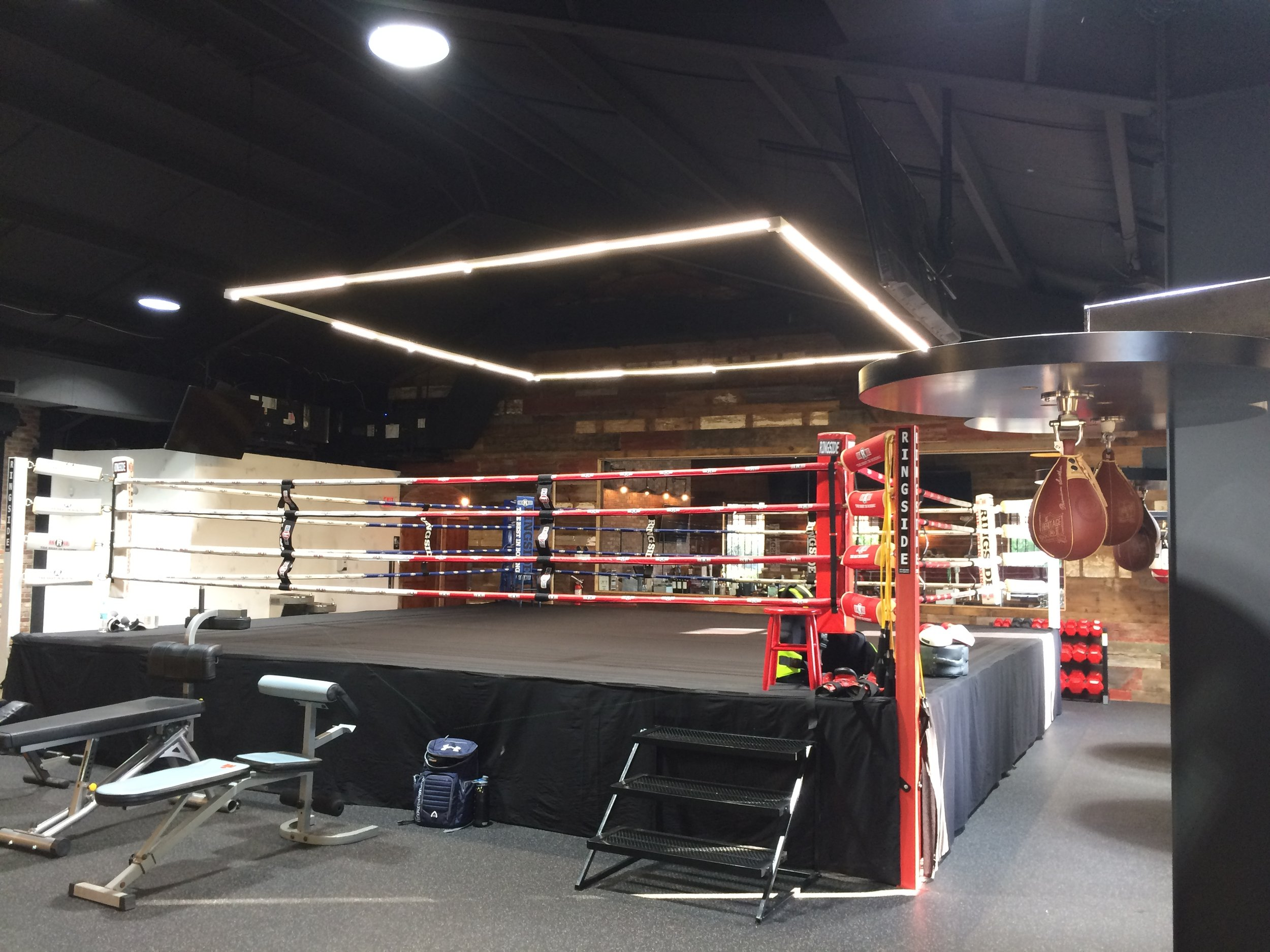 Delray Boxing  Delray Beach, FL   View Project