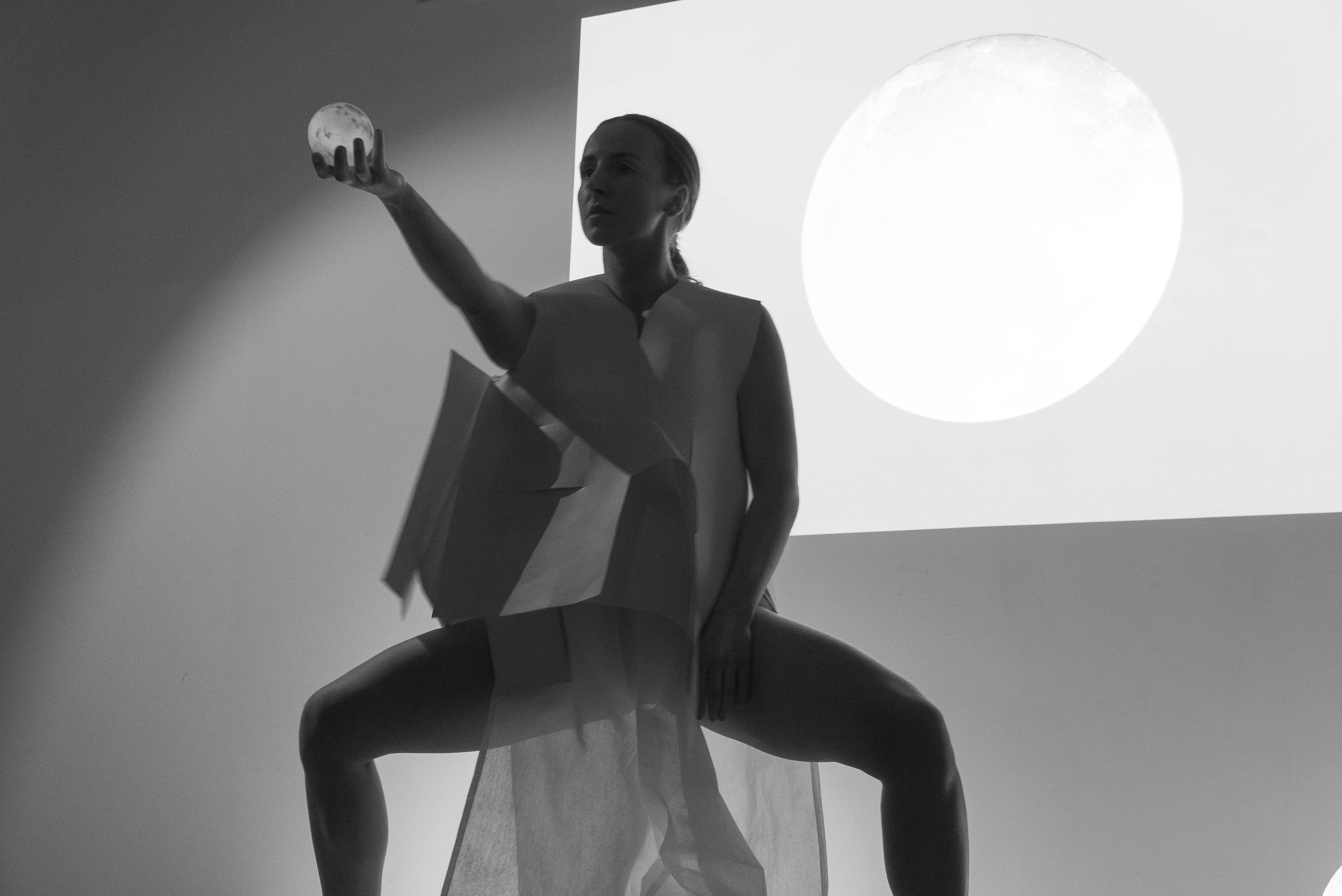 PROJECT : MÅNE  NEW MOON  : PERFORMANCE   2018,  Collective Fashion Art Festival    Read more