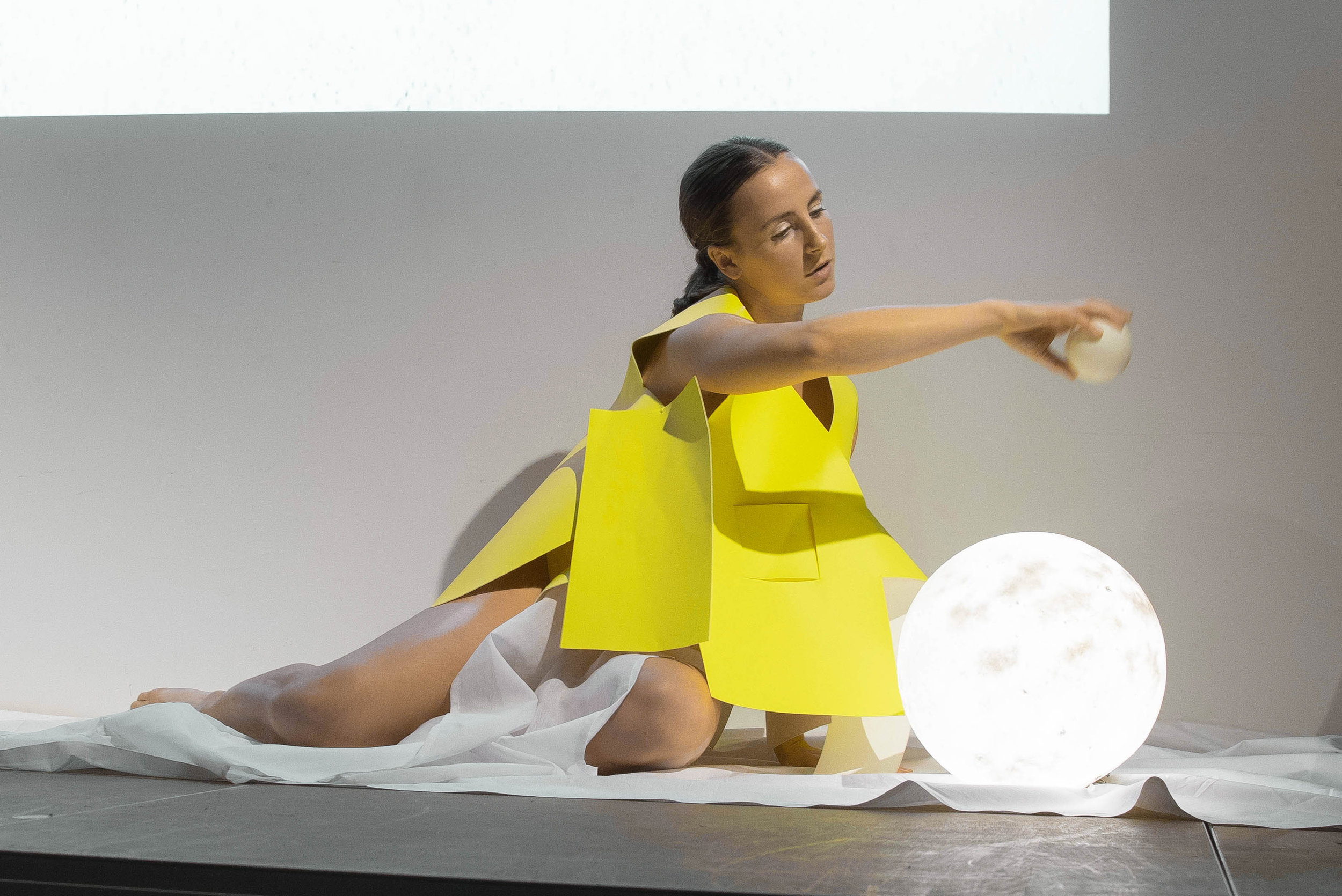 PERFORMANCE IN OSLO : PROJECT : MÅNE  NEW MOON     2018,  Collective Fashion Art Festival    Read more