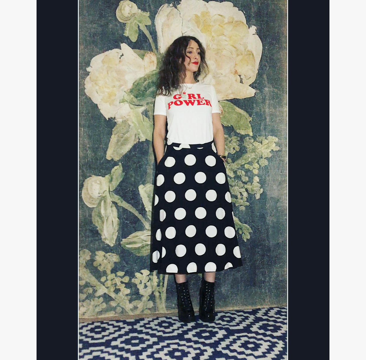 polkadot.girlpower.tee