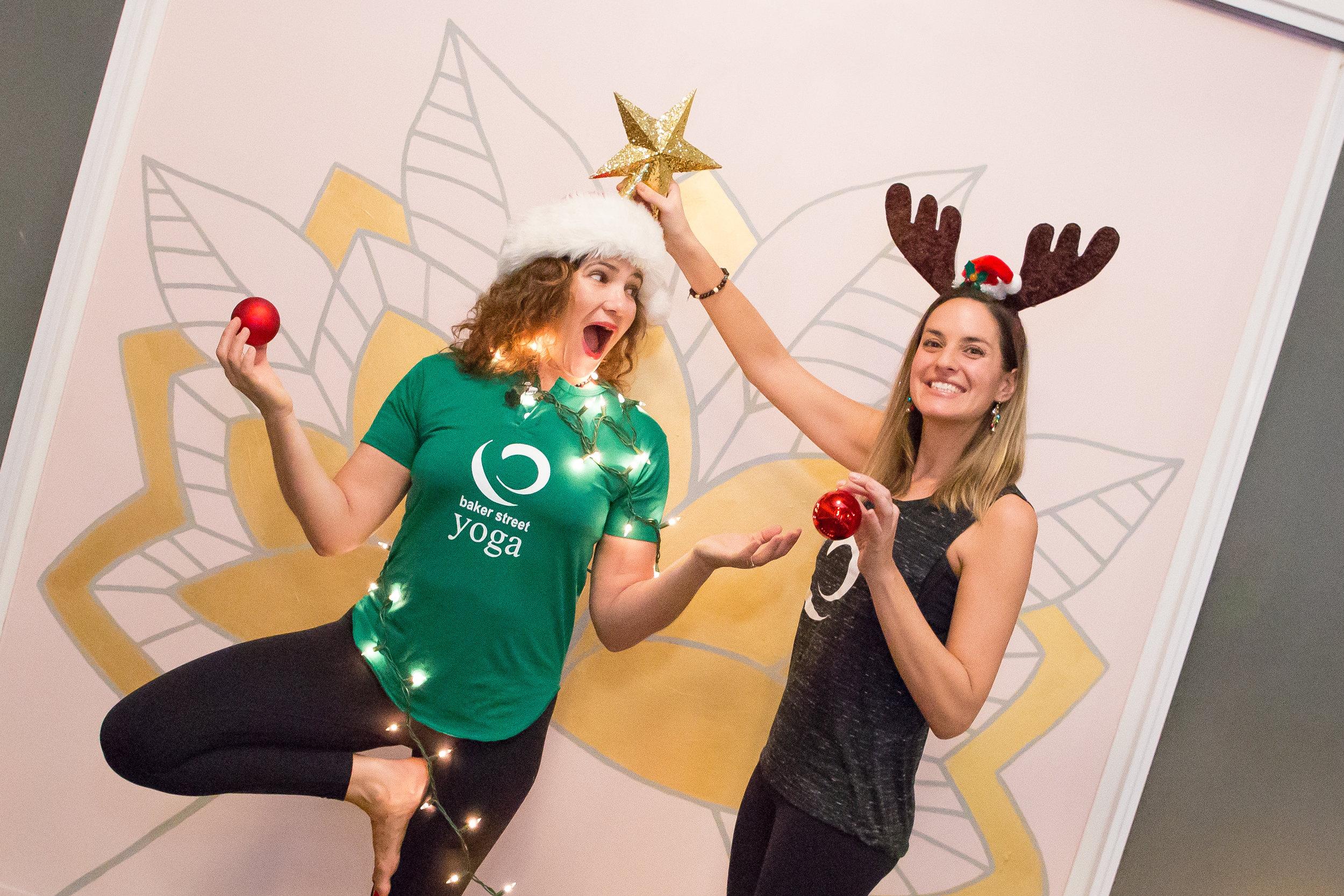 Blake Henry + Lisa Moser, Owners and Yogis, Baker Street Yoga